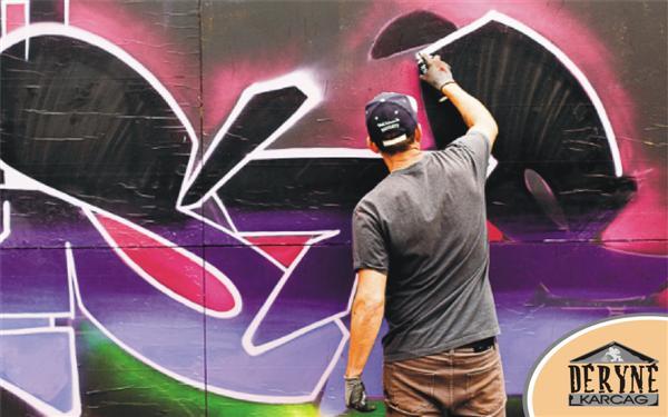 Graffiti Jam Karcagon!